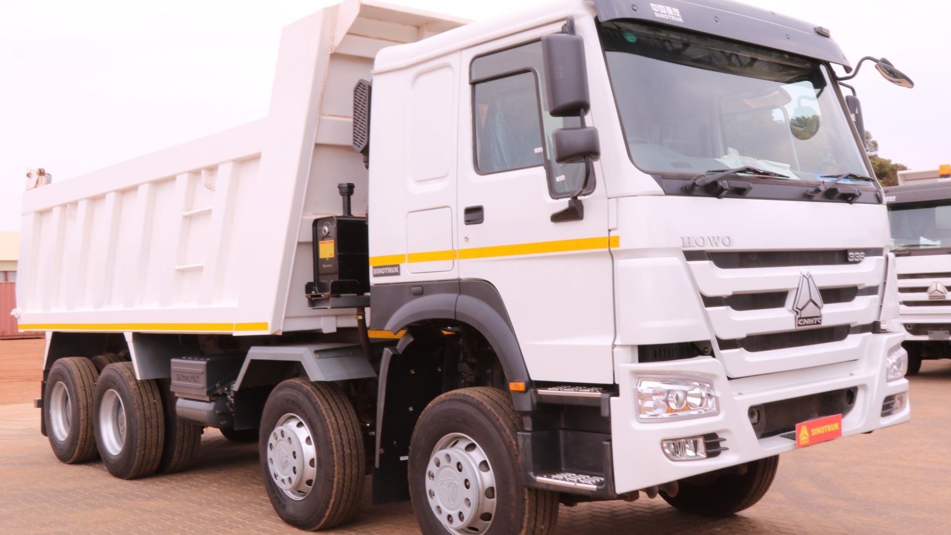 Sinotruk Price Used And New HOWO 6x4 16 20 Cubic Meter 10