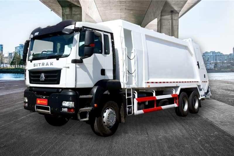 Sinotruk Truck 64.350 Compactor 6x4 2020