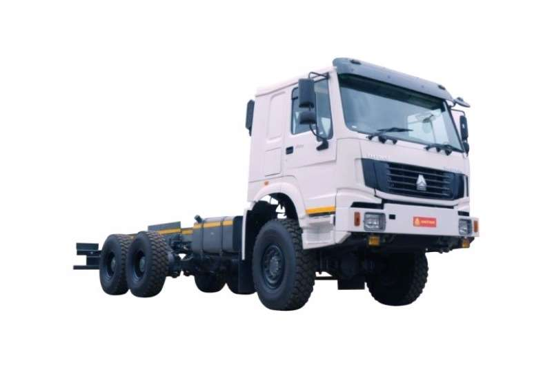 Sinotruk Truck Chassis cab 6x6 Chassis Cab 2018