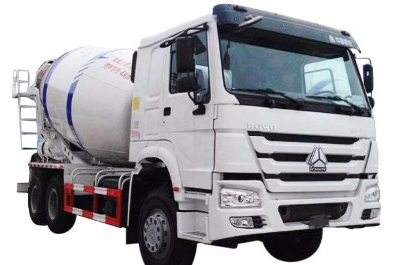 Sinotruk Truck Concrete mixer 6x4 6 Cube Mixer 2018