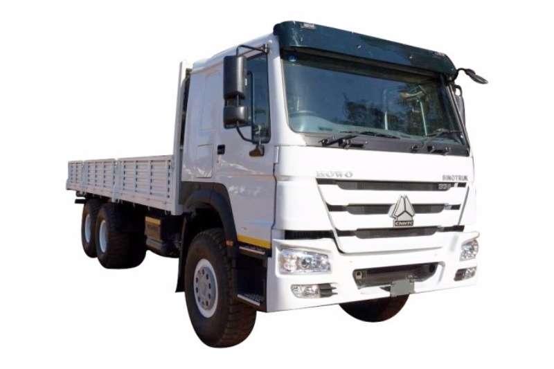 Sinotruk Truck Dropside 6x4 Dropside 2018