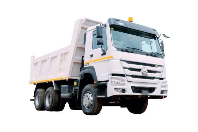 Sinotruk Truck Tipper 6x4 10m³ Tipper 2018