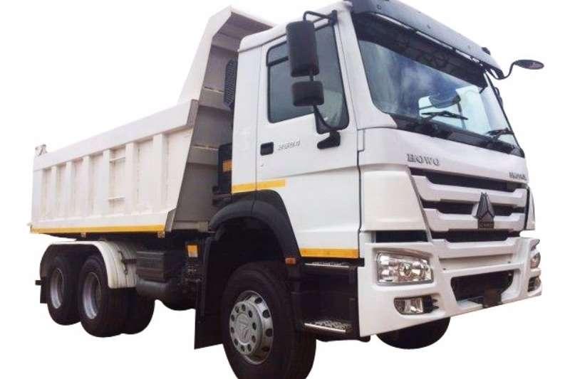 Sinotruk Truck Tipper 6x4 12m3 Tipper 340HP 2018