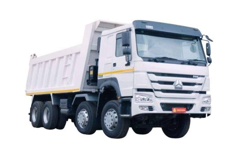 Sinotruk Truck Tipper 8x4 18m³ Tipper 336HP 2018