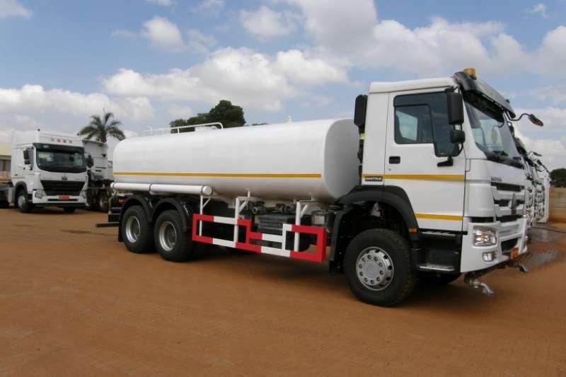 Sinotruk Truck Water tanker Sinotruk Water Tanker 2018