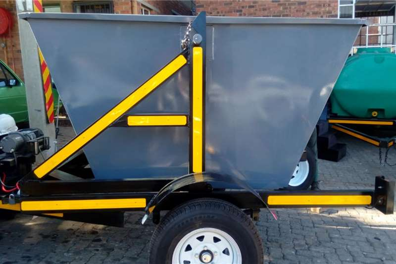 Skip bin loader trucks Skip Bin Loader Trucks 2020