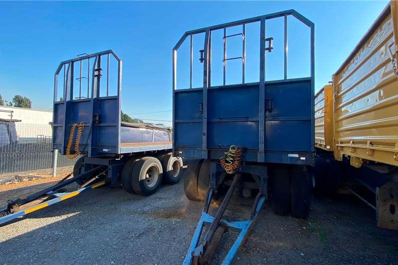 Tank Clinic SA Truck Bodies Drawbar