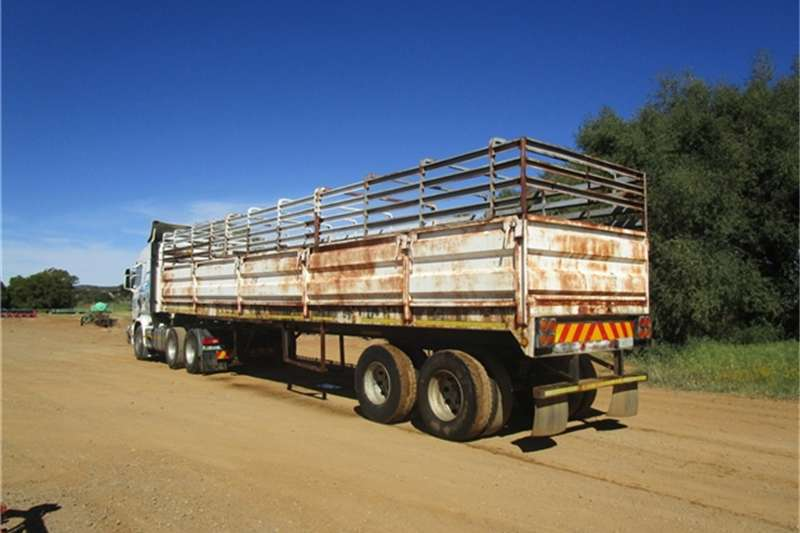 Tank Clinic Trailers