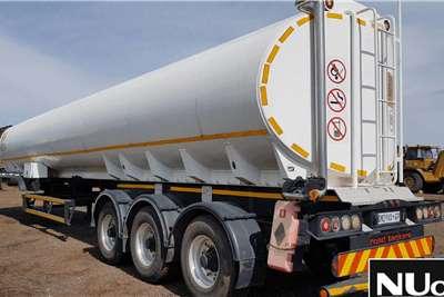 ROUTE MANAGEMENT SEMI TRAILER FUEL TANKER Tanker trucks