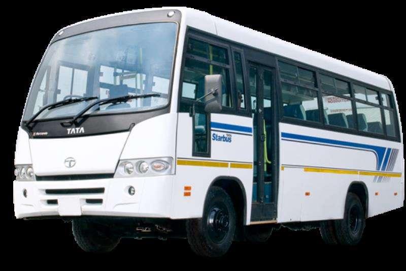 Tata Buses 28 Seater NEW - Marcopolo TATA LP713 (28 Seater) 2019