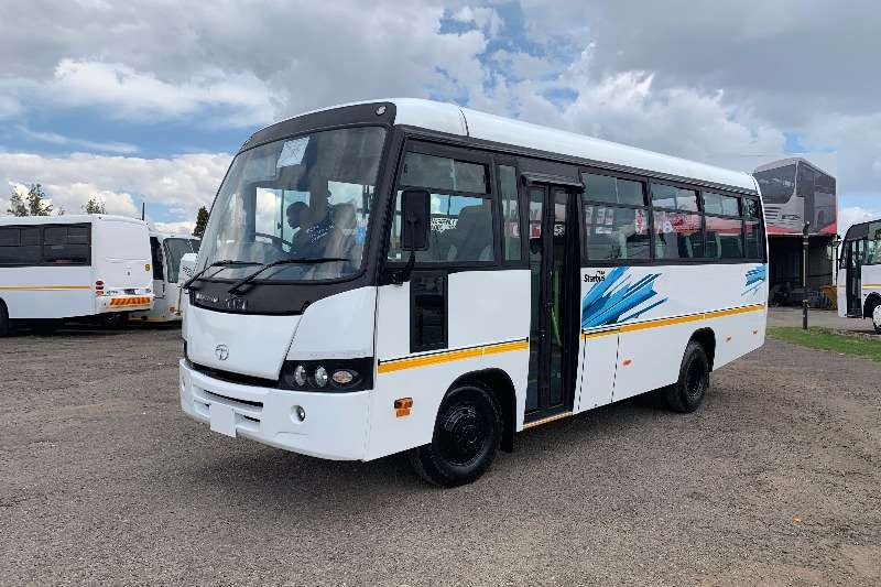 Tata Buses 28 seater TATA LP 713 TMP MARCOPOLO STARBUS (28 SEATER) 2020
