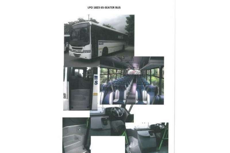 Tata Buses 65 Seater TATA 65 SEATER LPO 1823 BUS NEW 2019
