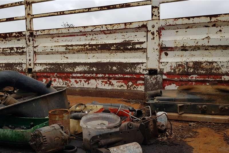 Tata 1518 Cummins 6BT Cattle body trucks