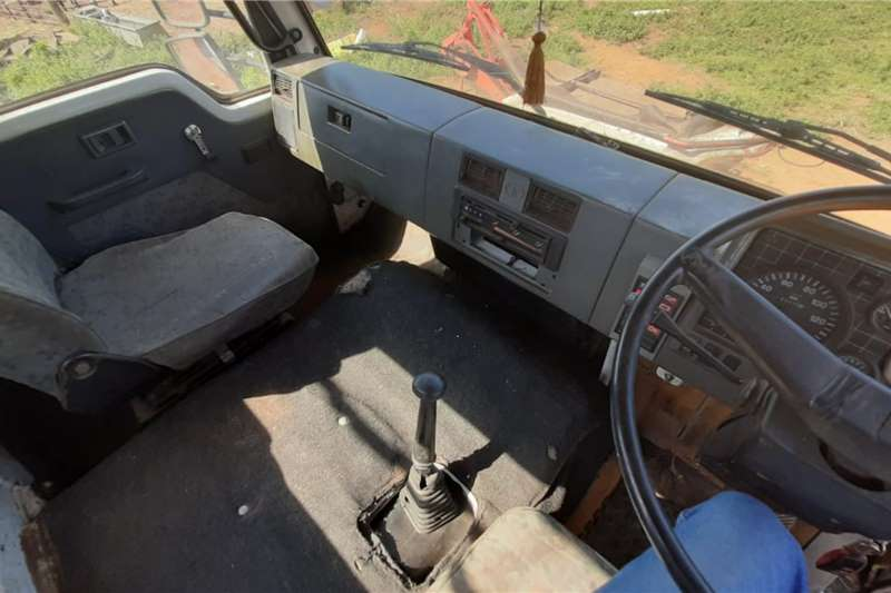 Tata 1518C Intercooler Truck Cattle body trucks