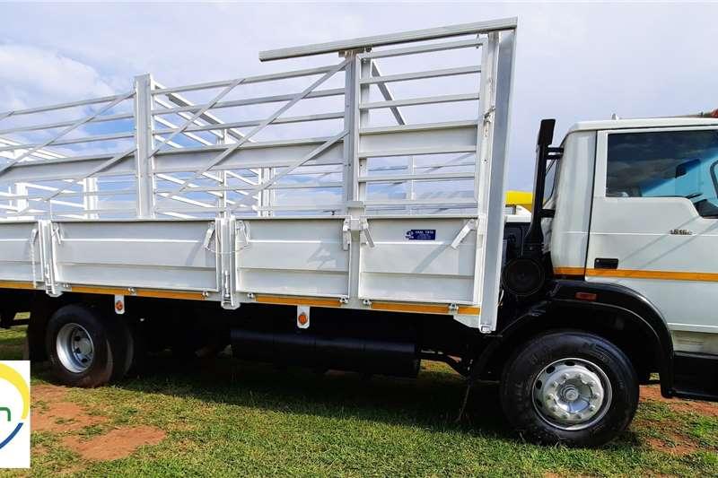 Tata Cattle body trucks Used   TATA LPT 1518 Cattle Body 2007