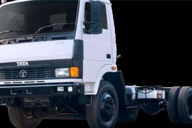 Tata Chassis cab trucks New   LPT 1216 Chassis Cab (6 Ton Payload) 2020