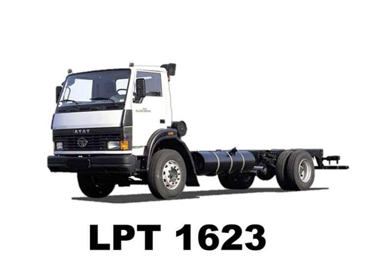 Tata Chassis cab trucks Tata LPT 1623 8.5Ton Payload Chassis Cab 2020
