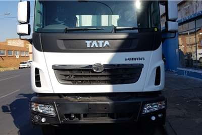 Tata TATA Prima 10m3 Tipper Chassis cab trucks