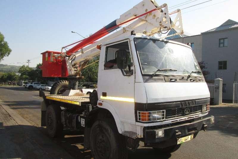 Tata Cherry picker trucks 2009