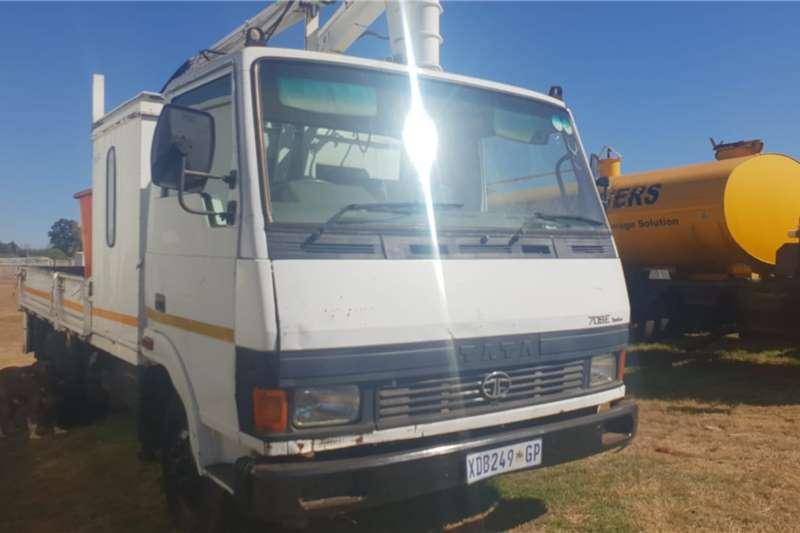 Tata Cherry picker trucks Tata 709 Turbo Cherrypicker