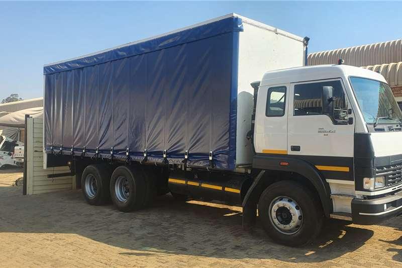 Tata Curtain side trucks TATA 2523 CURTAIN SIDES TAUTLINER 2018