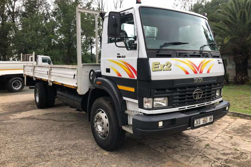 Tata Dropside trucks 1518 8TON 2017
