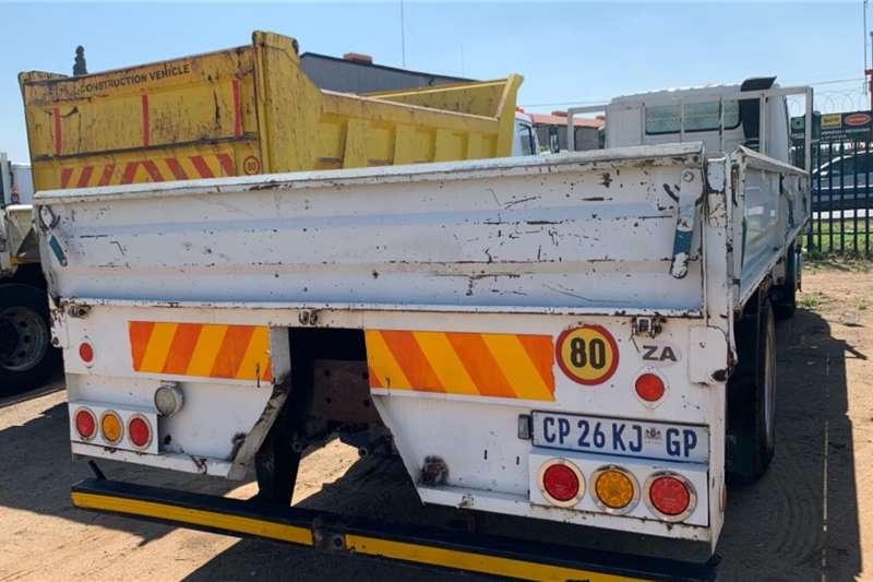 Tata 1518C EX2 Dropside trucks