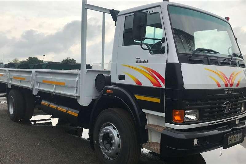 Tata Dropside trucks 2015 Tata 1518 dropside 2015