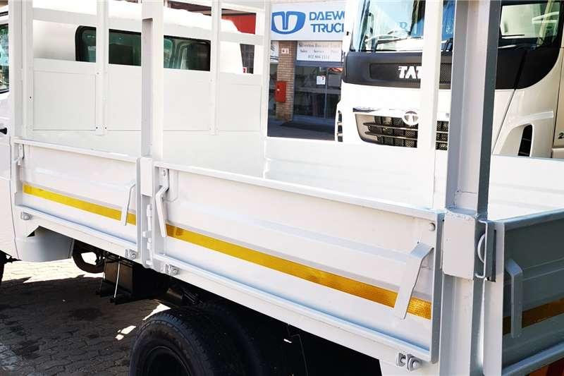 Tata 407 Drop Side Dropside trucks