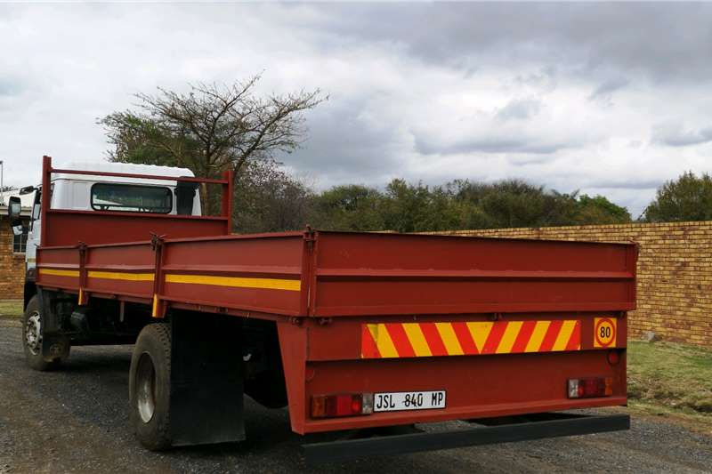 Tata TATA 1518 WITH DROPSIDES Dropside trucks