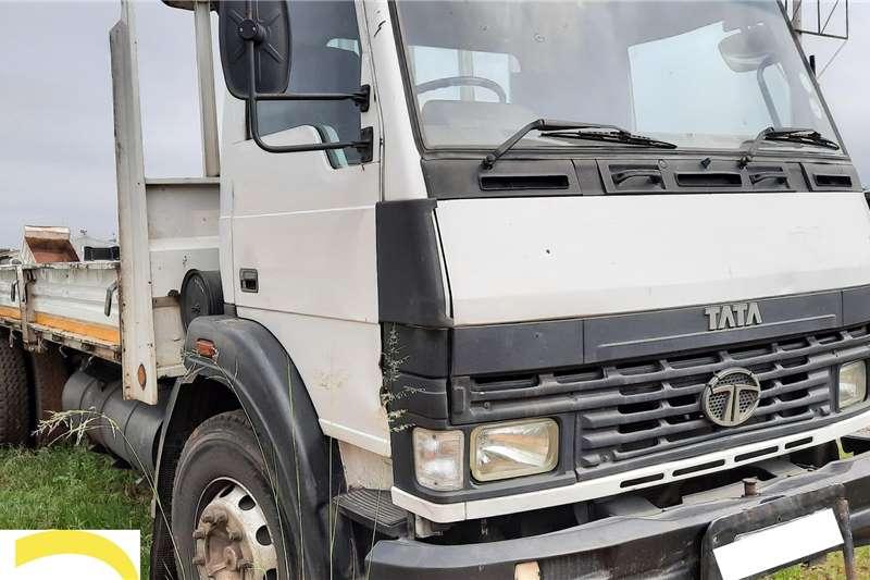 Tata Dropside trucks Used   TATA LPT 1518 Dropside 2007
