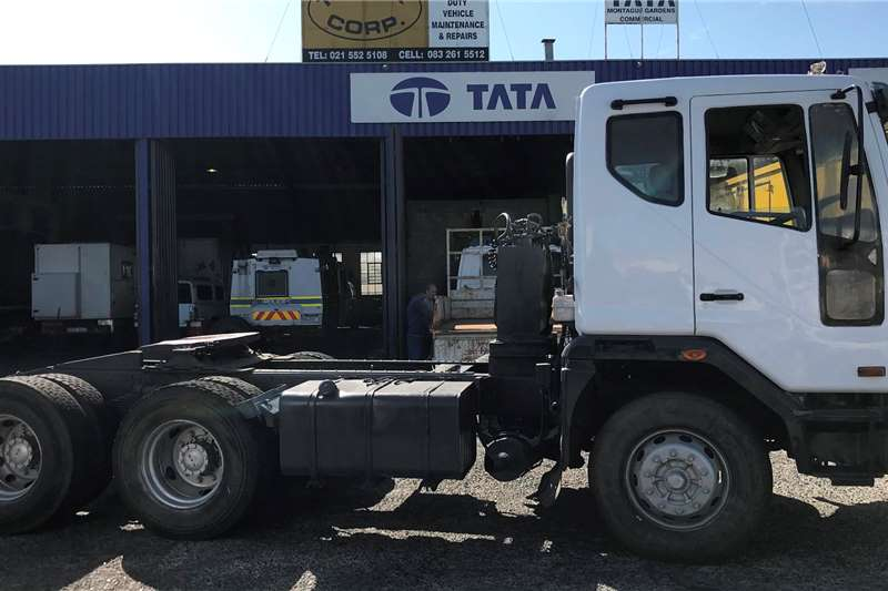 2007 Tata  Novus 5542