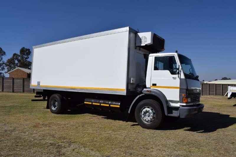 Tata Refrigerated trucks 1518cRefrigerated Body (8 Ton ) 2008