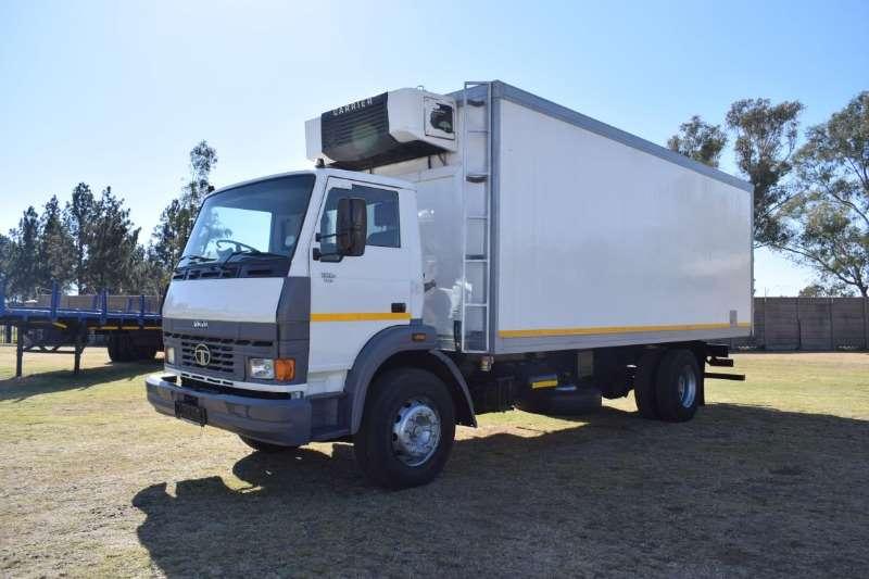 Tata 1518cRefrigerated Body (8 Ton ) Refrigerated trucks