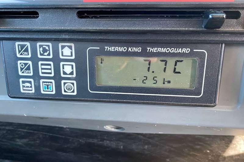 Tata TATA 1518c, 7m Fridge Body, Thermo King MD200 Unit Refrigerated trucks