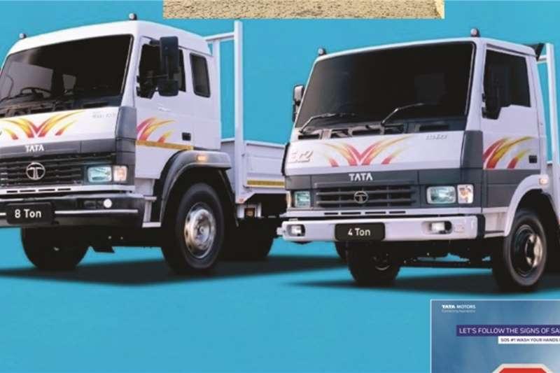 2020 Tata  Tata 8 Ton - LPT 1518 and 4 Ton LPT 813
