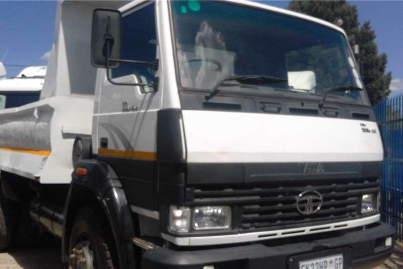 Tata Tipper trucks LPT1518 6cm3 Tipper 2016