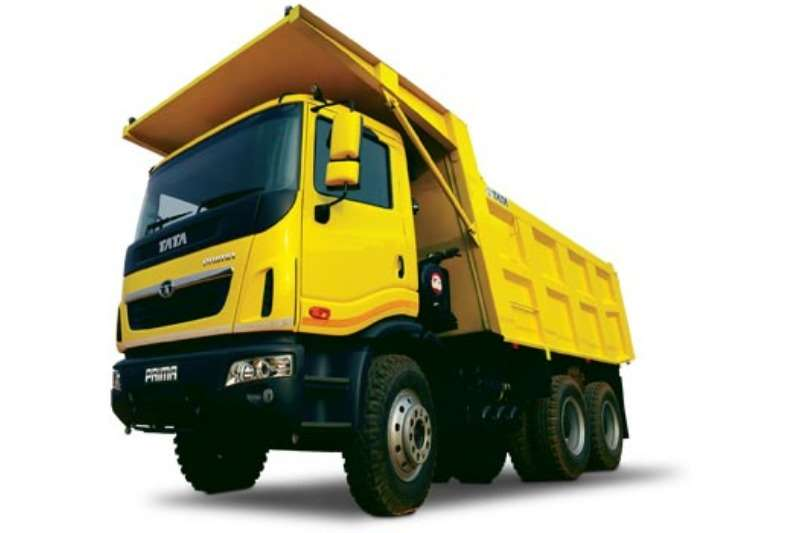 Tata Tipper trucks New   TATA Prima 2528k (10 Cube Tipper) 2020