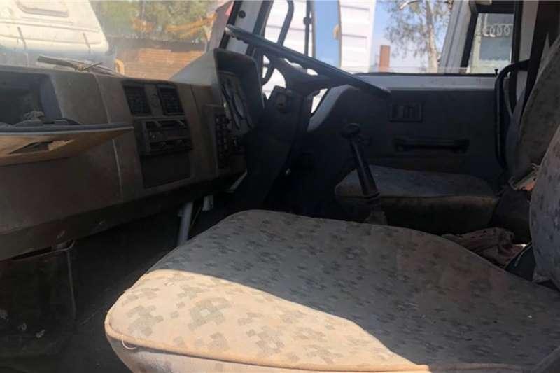 Tata Tata 1518 (6) Cube Tippers x2 Tipper trucks