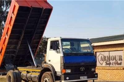Tata Tata 6 cube tipper truck Tipper trucks