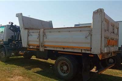 Tata TATA EX2 15:18   6 CUBE TIPPER WITH A CRANE Tipper trucks