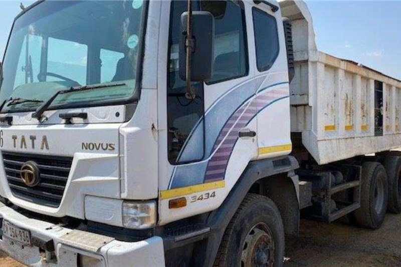 Tata Tata Novus 3434 10m3 Tipper Tipper trucks