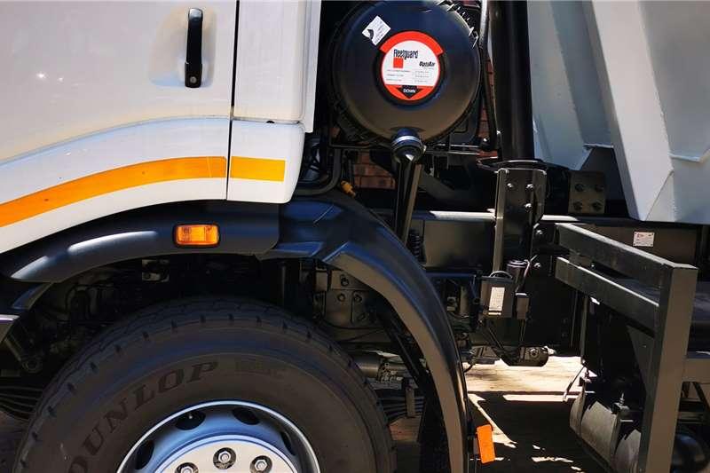 Tata TATA Prima 2528.K Tipper trucks