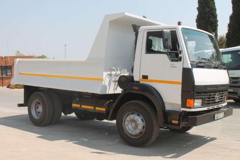 Tata Truck 1518 6m3 Tipper 2009