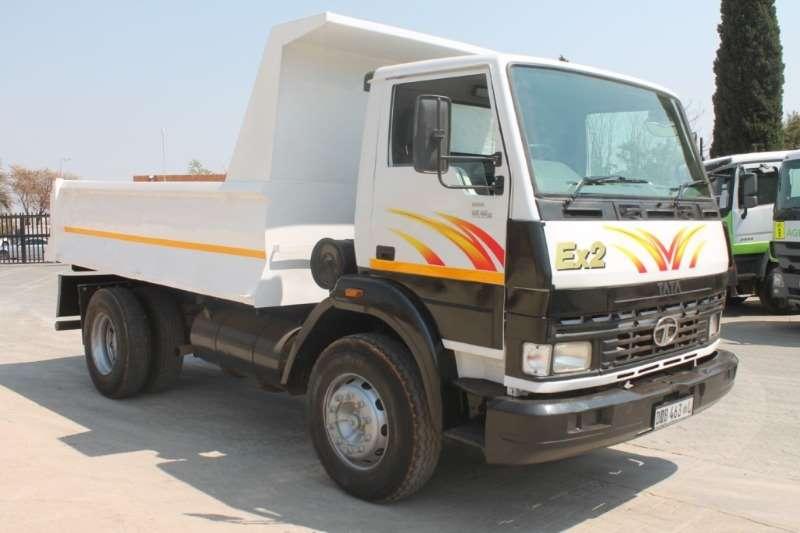 Tata Truck 1518 6m3 Tipper 2014