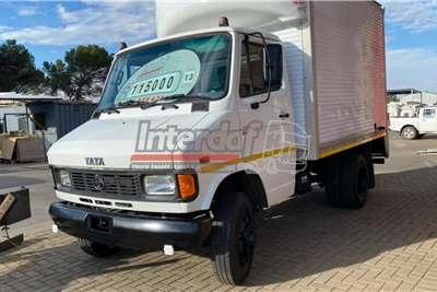 Tata 2013 Tata 407 Closed Body Truck