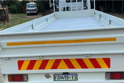 Tata 2017 TATA 1518 LPT 8 Ton dropside Truck