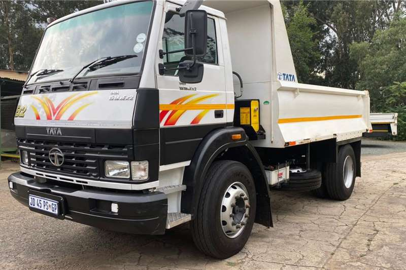 Tata Truck 2019 Demo TATA 1518 6 cubic Tipper