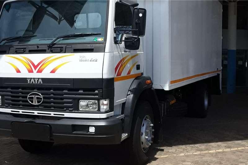 Tata Truck 2020TATA LPT 1518 8 Ton Van Body New 2020