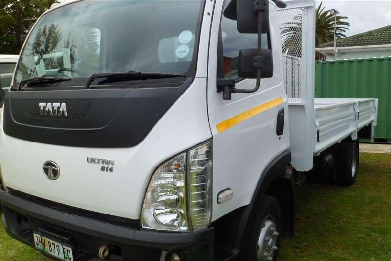 Tata 814 Ultra Dropside 4.5 ton Truck